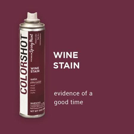 Picture of Wine Stain color