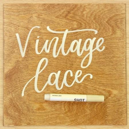 Picture of Premium Paint Marker Vintage Lace color